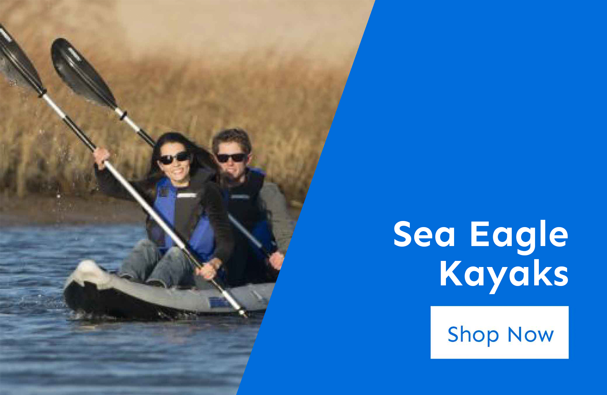 Sea Eagle Kayaks, Canoes and more